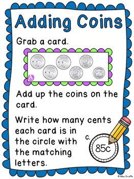 Australian Money: Australian Coins MEGA Math Unit