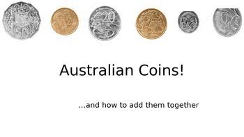 Australian Coins- adding