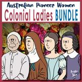 Australian Colonial Women - BUNDLE!
