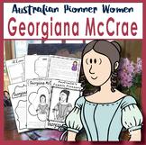 Australian Colonial Women - Georgiana McCrae