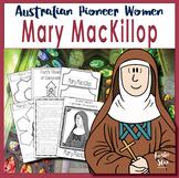 Australian Colonial Women - Mary MacKillop