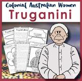 Australian Colonial Women - Truganini