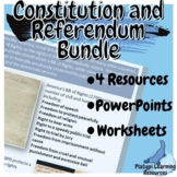 Australian Constitution and Referendums Year 7 Civics and