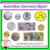 Australian Currency Clipart