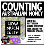 """Australian Currency """"How Much Is It"""" Activity - 64 Card Co"""