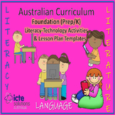Foundation Literacy with ICT Lesson Plans and ICT Teaching