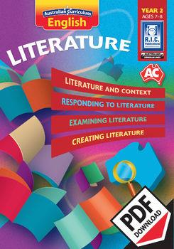 Australian Curriculum English – Literature – Year 2