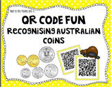 Australian Money - Exploring the Features of Australian Coins with QR Fun