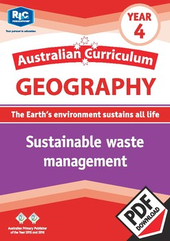 Australian Curriculum Geography: Sustainable waste management – Year 4