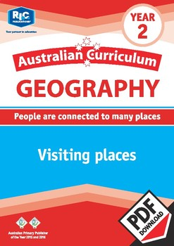 Australian Curriculum Geography: Visiting places – Year 2