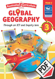 Australian Curriculum Global geography - Year 3
