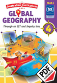 Australian Curriculum Global geography - Year 4