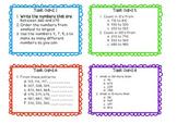 Australian Curriculum Grade Three Maths Task Cards