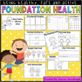 Australian Curriculum Health - Foundation Book 1