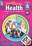 Australian Curriculum Health – Foundation ebook
