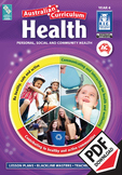 Australian Curriculum Health – Year 4 ebook