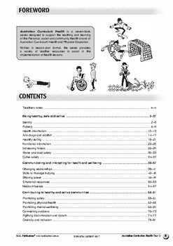 Australian Curriculum Health – Year 5 ebook