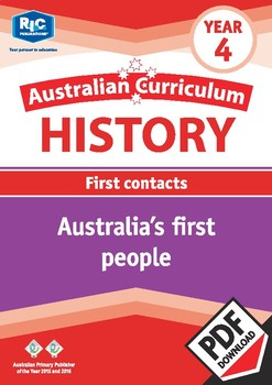 Australian Curriculum History: Australia's first people – Year 4