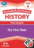 Australian Curriculum History: The First Fleet – Year 4