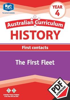 Australian Curriculum History: The First Fleet – Year 4