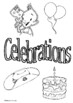 Australian Curriculum - History Title Pages - Celebrations