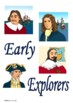Australian Curriculum - History Title Pages - Early Explorers Dampier Tasman