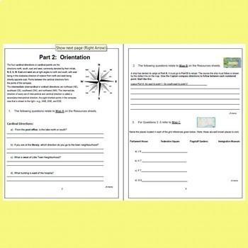 Australian Curriculum: Map skills, BOLTSS + Topic test