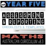 Australian Curriculum Mathematics Assessment & Reporting YEAR 5