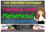 Australian Curriculum Mathematics v8.3 Pre Primary/Foundation Teacher Tools