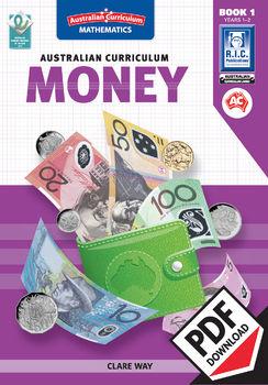 Australian Curriculum Mathematics – Money – Year 1 and 2 ebook