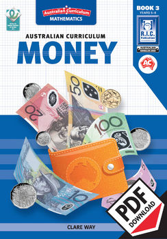 Australian Curriculum Mathematics – Money – Year 5 and 6 ebook