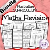 Australian Curriculum Maths Revision