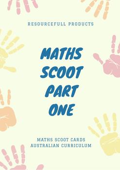 Australian Curriculum Maths Scoot - One