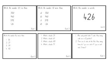 Australian Curriculum Maths Scoot - Three