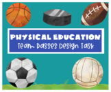 Australian Curriculum P.E Project: Design Passes using ICT