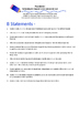 Australian Curriculum Report Comments Foundation Level - Technologies