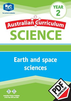 Australian Curriculum Science: Earth and space sciences – Year 2