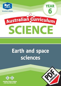 Australian Curriculum Science: Earth and space sciences – Year 6