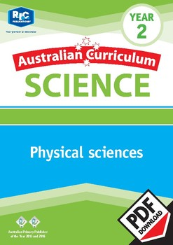 Australian Curriculum Science: Physical sciences – Year 2