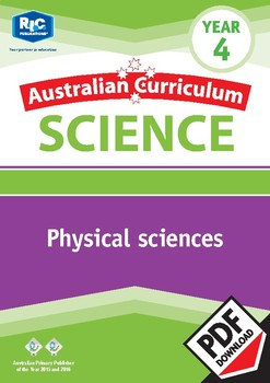 Australian Curriculum Science: Physical sciences – Year 4