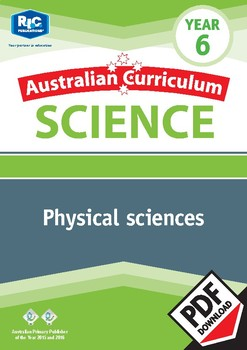 Australian Curriculum Science: Physical sciences – Year 6