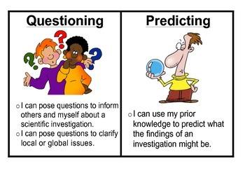 Australian Curriculum Science Skills - Gr 5/6