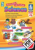 Australian Curriculum Science – Year 1 ebook