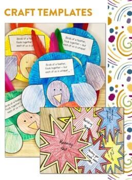 Australian Curriculum Year 1&2 Health Unit - What's My Superpower?