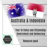 Australian Curriculum-Year 10 Civics and Citizenship-(ACHCK090)-Resource pack