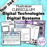 Australian Curriculum Year 3/4 Digital Technologies Digital Systems Unit