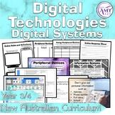 Australian Curriculum Year 3/4 Digital Technologies Digita
