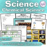 Australian Curriculum Year 3 Chemical Science Solid & Liquids Unit