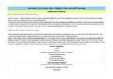 Australian Curriculum Year 3 English Overview SCASA