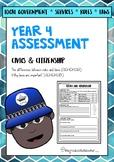 Australian Curriculum Year 4 Civics and Citizenship Assess